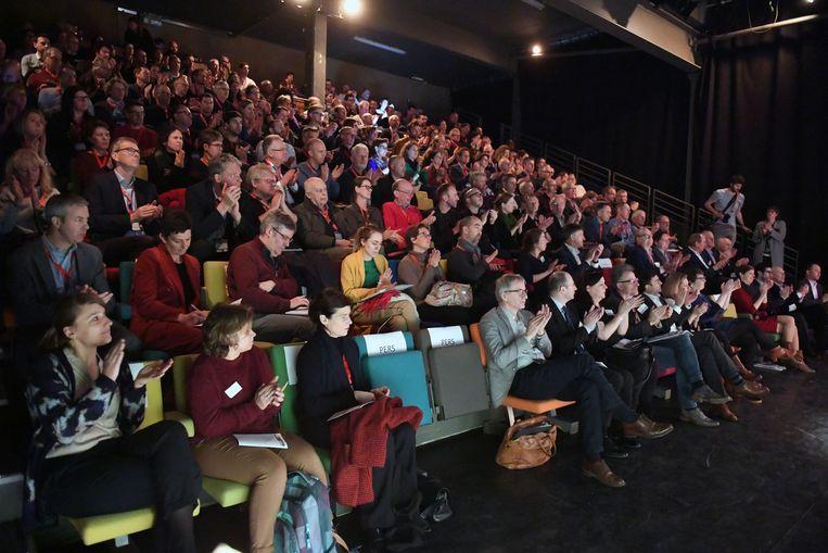 Vijftien partners engageren zich om de klimaatdoelstellingen effectief te realiseren in Leuven.