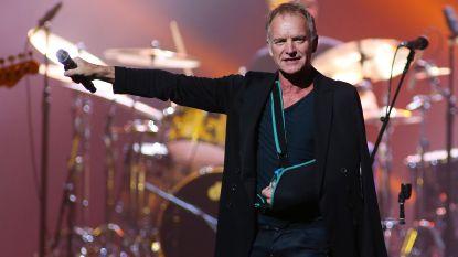 Poging twee: Sting opnieuw geboekt voor Gent Jazz
