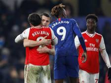 Arsenal arrache un point inespéré à Chelsea