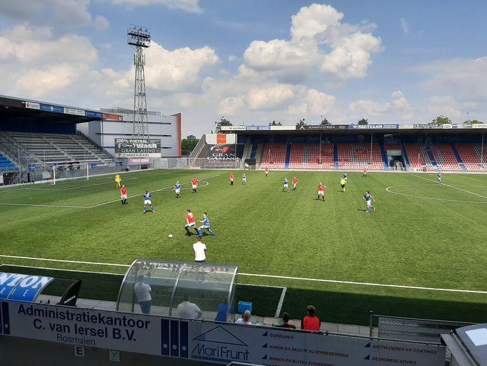 FC Den Bosch - Nivo Sparta