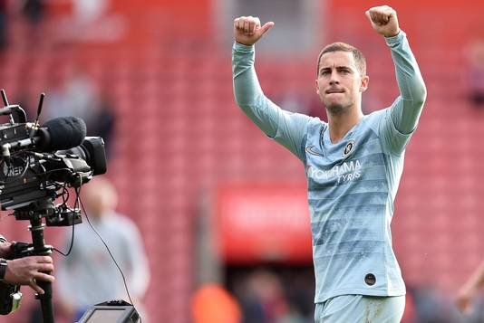 Eden Hazard cette saison avec Chelsea, c'est huit buts et trois assists. Le Diable Rouge est entré dans une autre dimension depuis le coup d'envoi du Mondial.