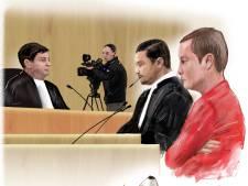 Proces doodslag baby Breda: halfzus verdachte verlaat schreeuwend van woede publieke tribune na zitting