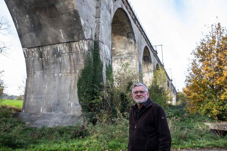 De Duitse spoorlijn die door Voeren loopt, werd 100 jaar geleden gerealiseerd. Het resultaat was een kunstwerk dat ver zijn tijd vooruit was. De spoorlijn was één van de modernste van Europa.