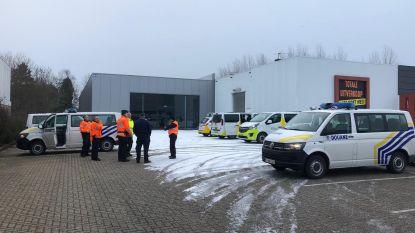 Politie betrapt twee bestuurders met rode mazout