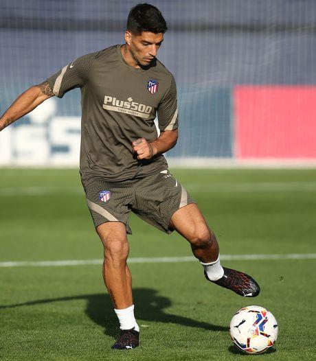 Suárez klaar voor Atlético-debuut: 'Hij oogt enorm gemotiveerd'