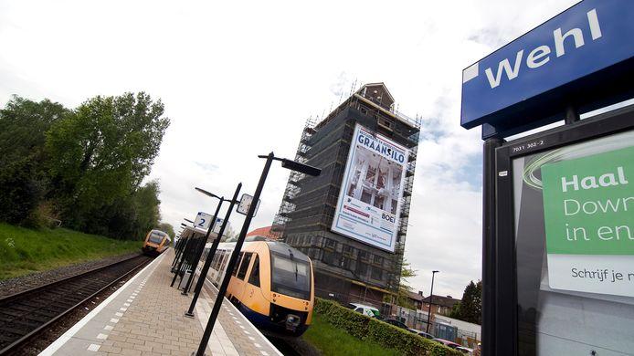 Het station van Wehl wacht een facelift als de sneltrein gaat rijden tussen Doetinchem en Arnhem. Archieffoto Jan van den Brink