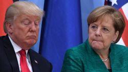 Duitsers meer beducht voor Trump dan voor Noord-Korea, Rusland of Turkije
