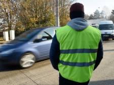 """Le centre logistique Proximus débloqué après une action de """"citoyens en colère"""""""