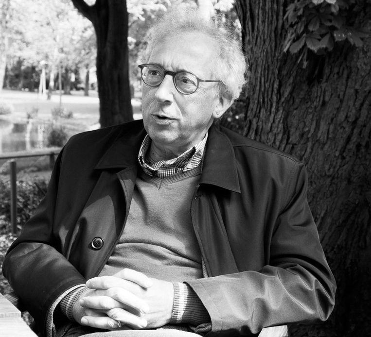 Guus Schrijvers is gezondheidseconoom en oud-hoogleraar Public Health. Beeld -