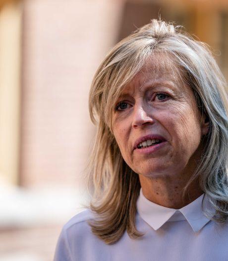 Minister Ollongren: 'Fusie met Barneveld niet enige oplossing voor Scherpenzeel'