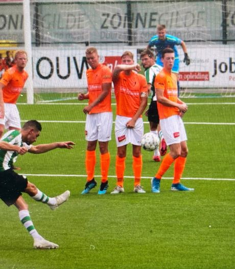 Voetbalwedstrijd SC Genemuiden afgebroken na positieve coronatest bij speler Kollum
