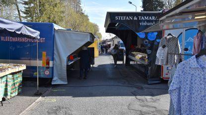Marktkramers willen verhuis naar kerkplein tijdens werken op Steenakker
