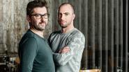 Birger en Karel van 'Mijn Pop-uprestaurant' in juridische strijd verwikkeld