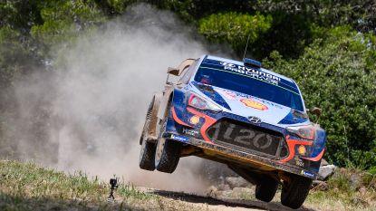 Thierry Neuville wint Rally van Sardinië en verstevigt leidersplaats in WK-stand