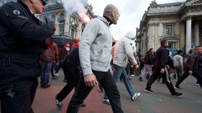 Brusselse politie buigt zich over aanvraag 'Mars tegen Marrakesh' én tegenbetoging