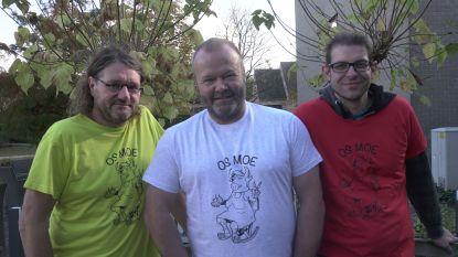 Comedian Steven Goegebeur speelt mee in muziekclip van Os Moe