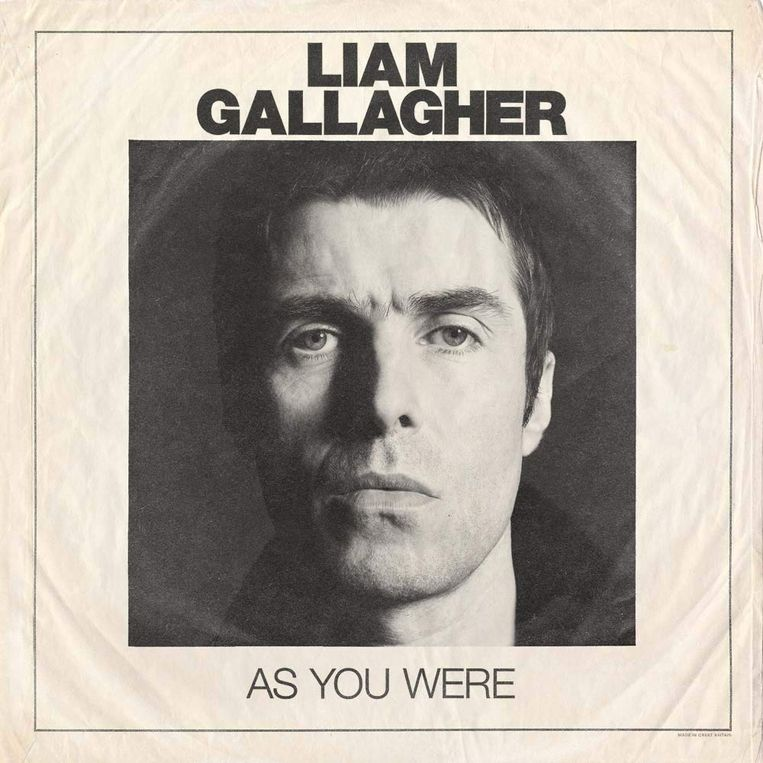 Liam Gallagher - As You Were Beeld
