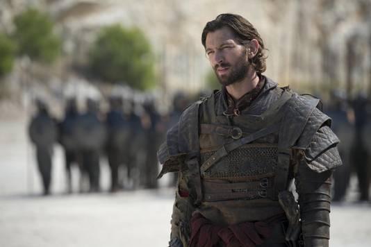 Michiel Huisman als Daario Naharis in Game of Thrones
