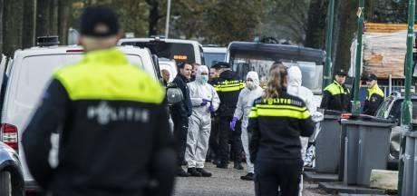 Weer grote politieactie bij woonwagenkamp 'koning van Brabantse onderwereld'