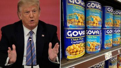 CEO voedingsproducent prees Trump, waarna oproep tot boycot volgde. Aanhangers president slaan nu massaal producten in als tegenreactie