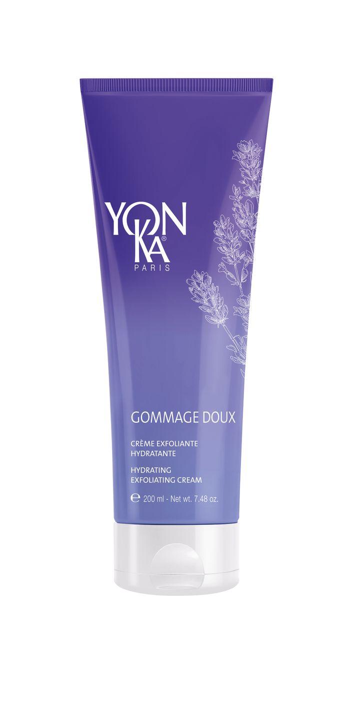 """Le Gommage Doux de la gamme """"Detox"""" Lavande-Hélichryse"""