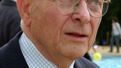 Leuvens oud-burgemeester Alfred Vansina (91) overleden