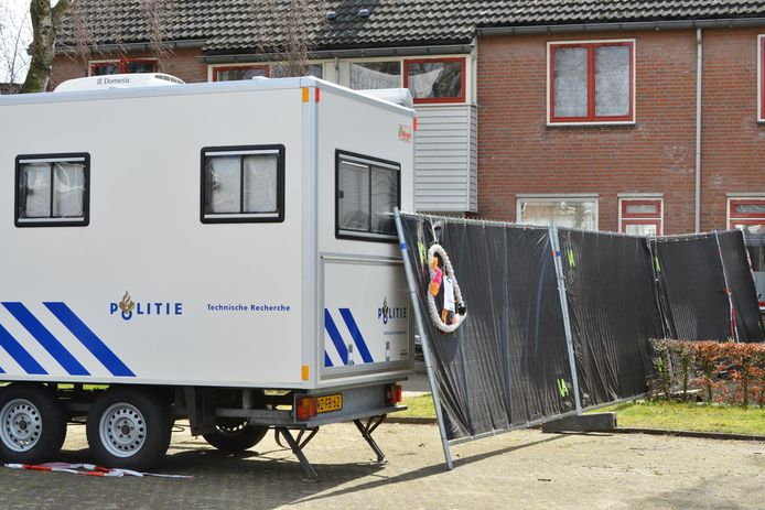 Familiedrama in Etten-Leur. Vier mensen komen om het leven.