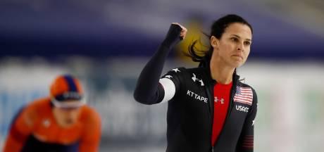 Bowe wint 1000 meter voor Ter Mors, Leerdam verrassend naast podium