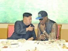 NBA-ster Dennis Rodman werd dronken met Kim Jong-un: 'Ik had geen idee wie hij was'