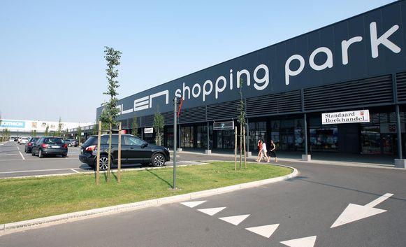 Het Shopping Park in Olen.