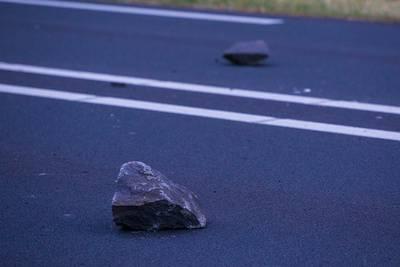 NFI  onderzoekt keien na ernstig ongeluk in Schijndel