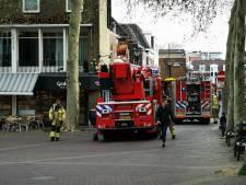 Woningbrand in hartje centrum Zevenaar snel onder controle