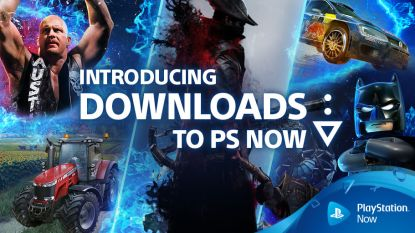 PlayStation Now-abonnees kunnen nu ook games downloaden in plaats van te streamen
