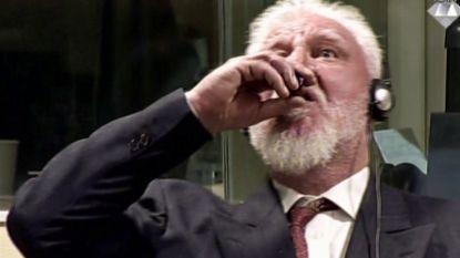 Nederlands parket: geen strafbare feiten bij zelfdoding Kroatische oud-generaal Praljak