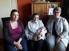 Anoek zorgt voor vierde generatie in Groesbeek