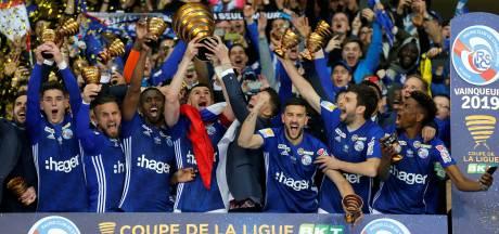 La Coupe de la Ligue en France, c'est fini