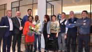 Jean Mbarushimana wint Bertemse eindejaarstombola