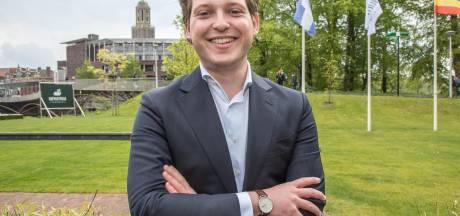 Thom van Campen (30) uit Zwolle hoog op VVD-lijst voor verkiezingen Tweede Kamer
