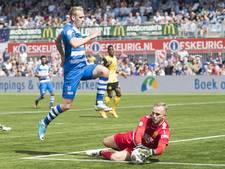 Cijfers: Ongekende aanvalsdrang PEC Zwolle tegen Roda JC
