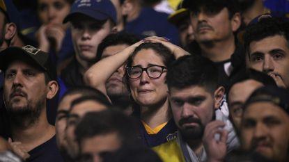Football Talk. Titelverdediger River Plate is eerste finalist Copa Libertadores