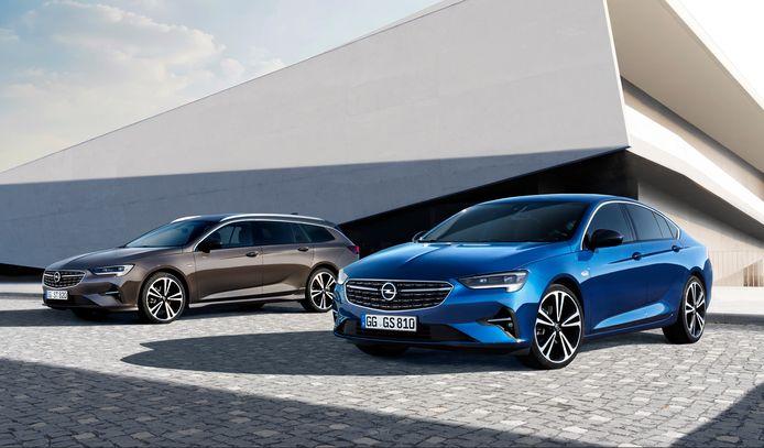 Opel Insignia Sports Tourer en Grand Sport