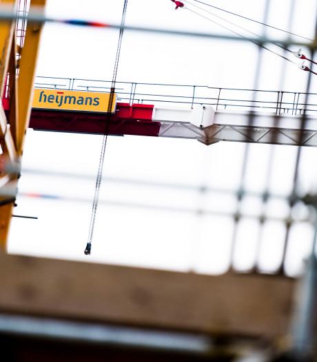 'Goed' jaar voor bouwer Heijmans