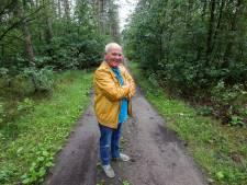 Rups bedreigde de Luyksgestelse bossen