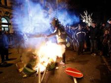 Protesten in Hongarije na aanname omstreden overwerkwet