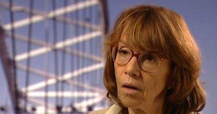 Pauline Meurs, voorzitter van instituut ZonMw, ontvangt vandaag de kwakzalversprijs. Beeld YouTube