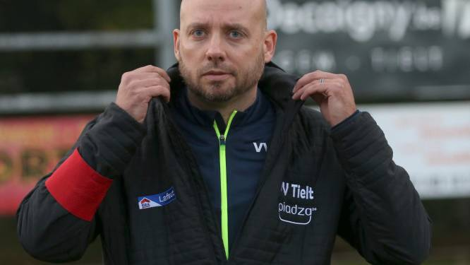 """Trainer Cedric Renard verlengt contract bij VV Tielt: """"Ambitieus maar met het nodige realisme"""""""
