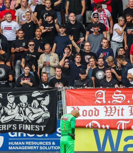 """Antwerp-fans niet welkom op match tegen AZ: """"Enschede vraagt om problemen"""""""