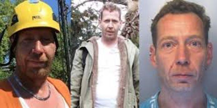 Opsporingsfoto's van het slachtoffer dat begin september door een huisgenoot als vermist werd opgegeven.