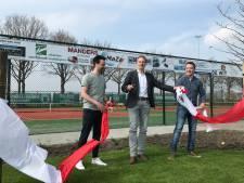 Tennisbanen Venhorst officieel geopend