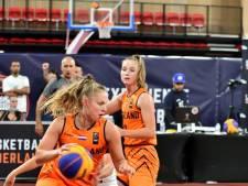 Nijmeegse basketbalsters met Oranje op jacht naar EK